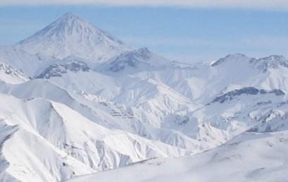 هشتمین جشنواره یخ نوردی و ورزشهای زمستانی