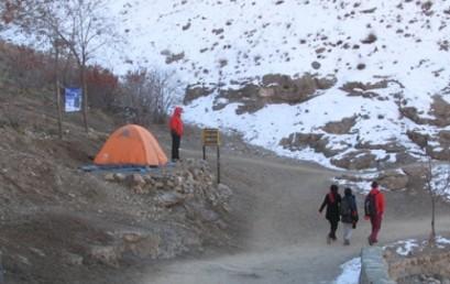 گزارش این هفته ستاد پیشگیری از حوادث کوهستان زمستان