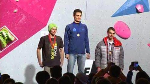 کسب عنوان نخست مسابقات بولدر امریکا توسط یک ایرانی