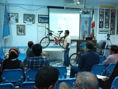 اطلاعیه مهم کارگروه دوچرخه سواری