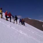 برگزاری کارآموزی برف و یخ برای بانوان در ۱-۲-۳ اردیبهشت