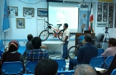 آموزش مبانی دوچرخه سواری کوهستان