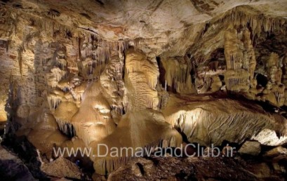 رویدادهای فرهنگی آموزشی حوزه غارنوردی