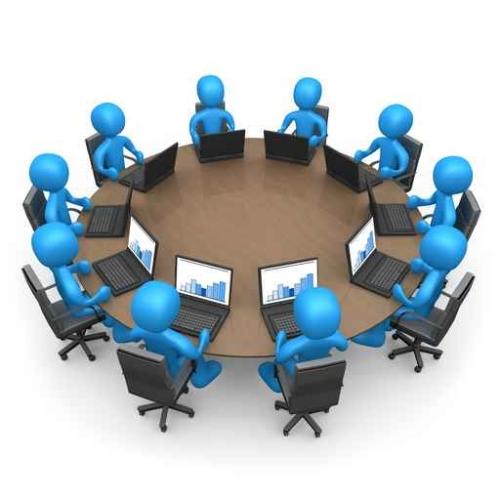 دعوت مدیر عامل از مسئولین کارگروهها