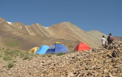 برنامه صعود به قله خلنو
