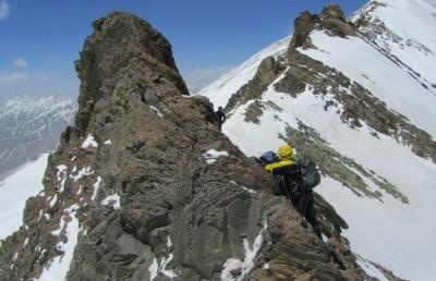 راهنمای دوره ی آموزشی کارآموزی کوهپیمایی