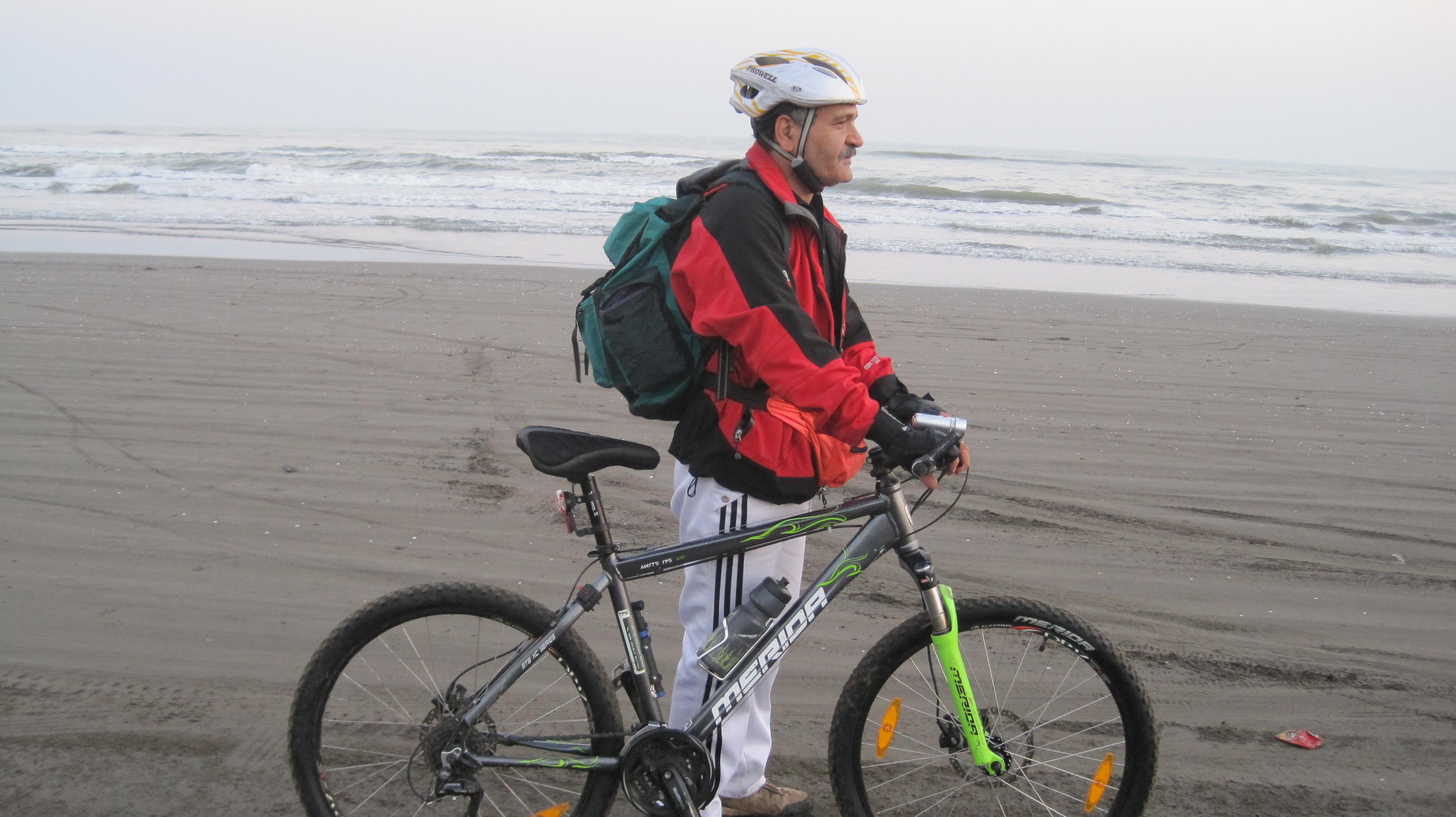 هفتمین نشست شنبه هشتم خرداد ماه کارگروه دوچرخه سواری باشگاه دماوند