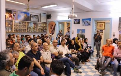 تصاویری از نشست هفتگی دوشنبه ۹ شهریور