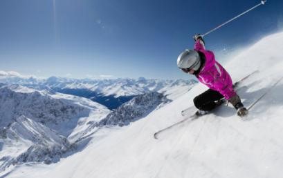 برگزاری دو برنامه اسکی تورینگ و اسکی آلپاین در باشگاه