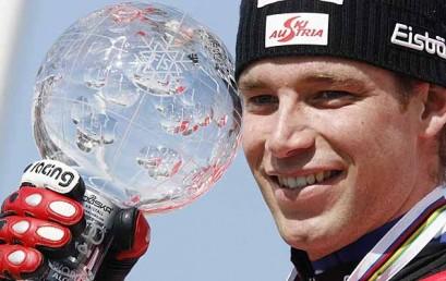 خداحافظی بنیامین رایش اتریشی از مسابقات حرفه ای اسکی
