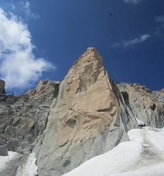 برنامه نشست  هفتگی دوشنبه یازده آبان :گزارش پیمایش دیواره اگویی دومیدی و قله مون بلان