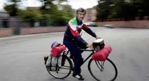 دومین نشست دوچرخه سواری  امروز ۲۸ آذرماه برگزار می شود