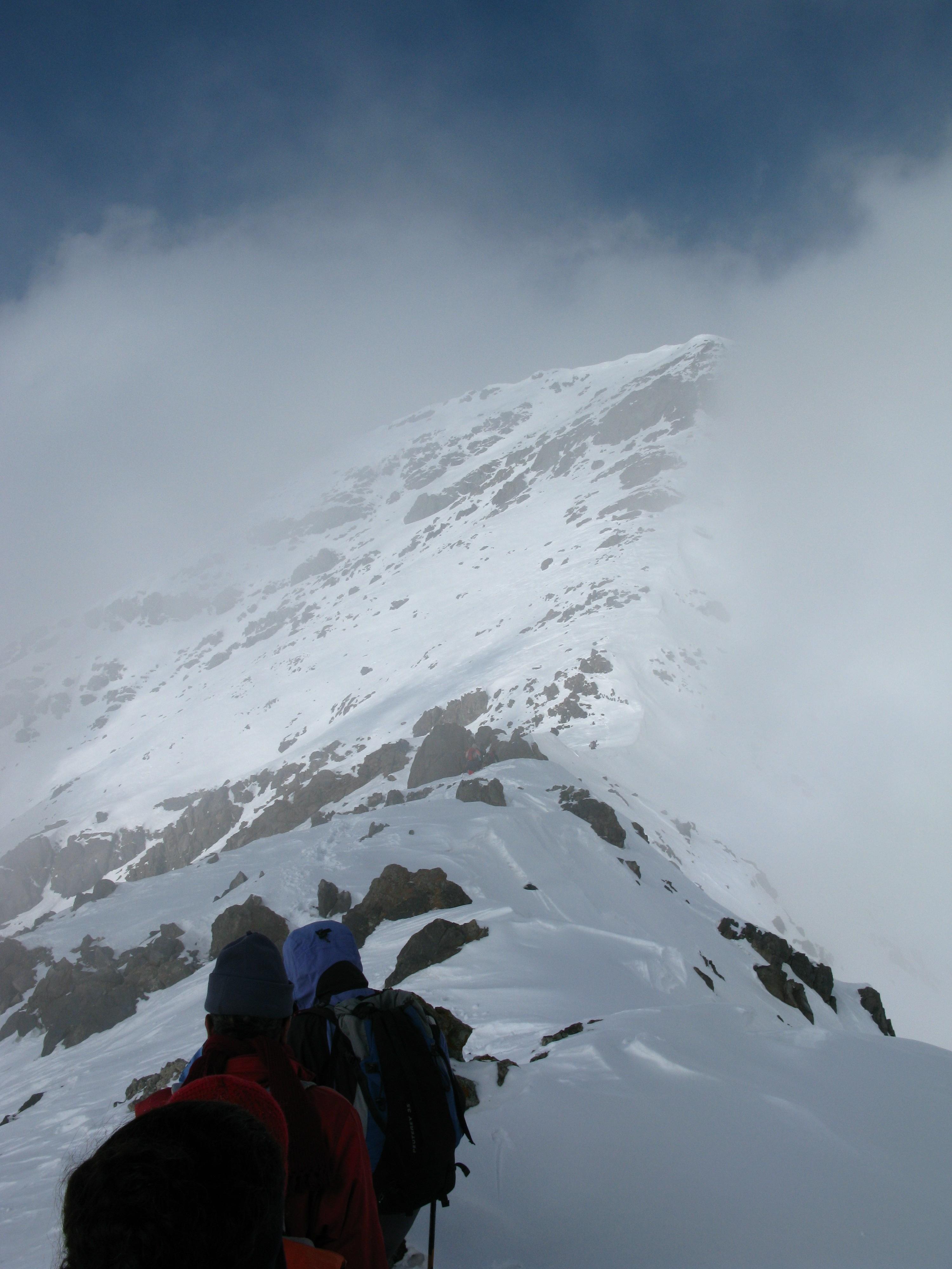 صعود قلۀ جانستون ؛ مشترک با خانۀ کوه نوردان تهران