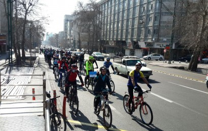 پنجاه و سومین نشست  دوچرخه سواری :چگونه دوچرخه ی خودم را ساختم!!!