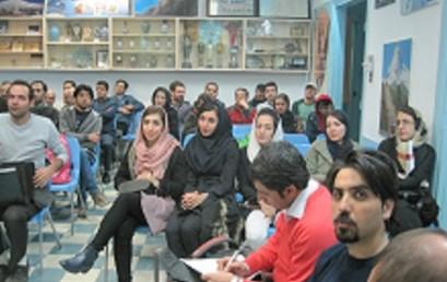 برنامه نشست هفتگی دوشنبه ۲۴ خردادباشگاه