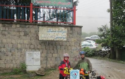 برگزاری برنامه دوچرخه سواری در اردوی بزرگ علم کوه باشگاه کوهنوردی و اسکی دماوند