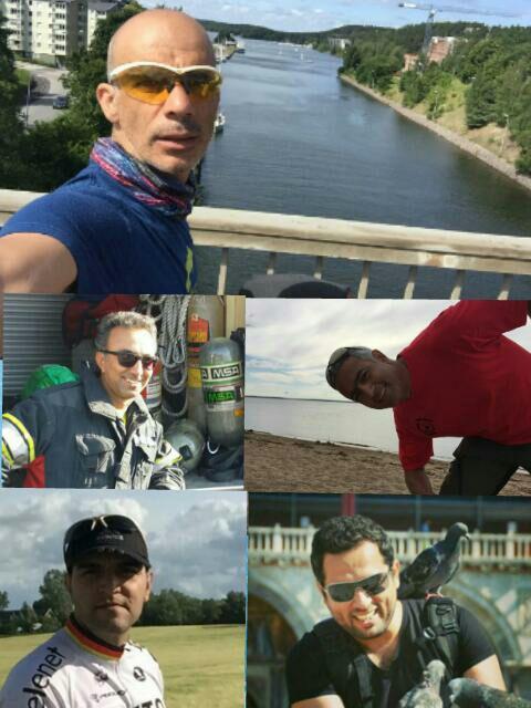 بیست و یکمین نشست شنبه ۱ آبان ماه کارگروه دوچرخه سواری باشگاه دماوند