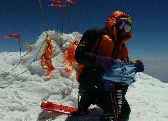 گزارش مهرداد شهلایی از پیمایش قله موستاق آتا ۱۶ مرداد  در باشگاه