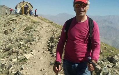 """پنجاه و پنجمین نشست دوچرخه کوهستان:""""حادثه خبر نمی کند اما……"""" با ایوب ثروت"""
