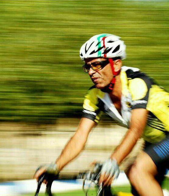 پنجاه و هفتمین نشست دوچرخه سواری: گزارشی متفاوت با حضور پیشکسوت و مربی آقای علی اکبر کلانتری