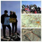 گزارش برنامه کوهپیمایی و صعود قله شیرباد ( ۳۳۰۰ متر )