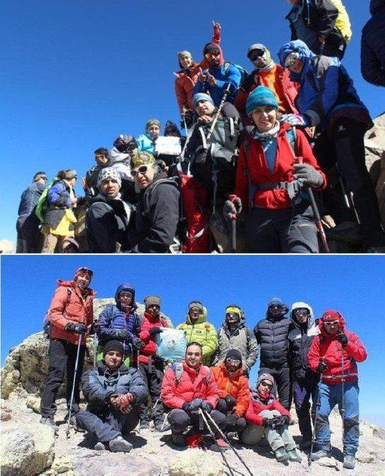 جلسهی عمومی دوشنبه ۱ آبان ماه  ۹۶ باشگاه کوهنوردی و اسکی دماوند