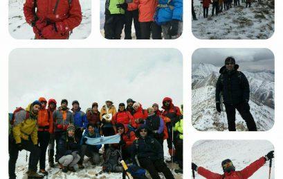 آنالیز برنامه صعود به قله ی کاسونک