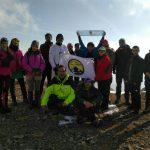 گزارش صعود به قله سیاه پلاس