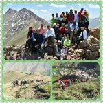 گزارش برنامه صعود به قله دونا