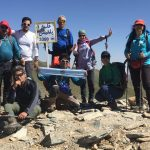 گزارش برنامه صعود به قله بلقیس