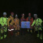 گزارش برنامه پیمایش غار قلادومین چاه عمیق جهان (۵۶۲-متر) ۳۱ مرداد الی ۲ شهریور