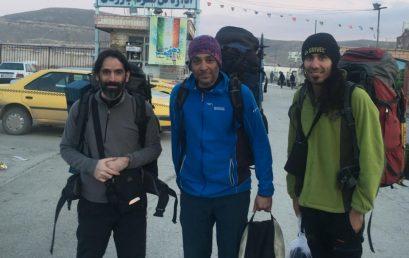 صعود به قله آرارات