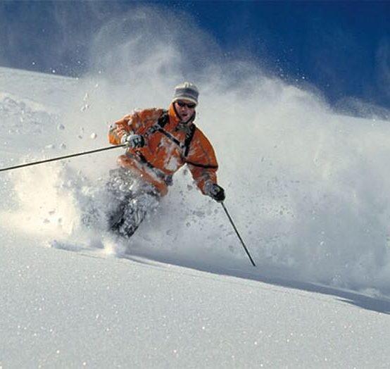 کلاس آموزش اسکی در سطح مبتدی و متوسط