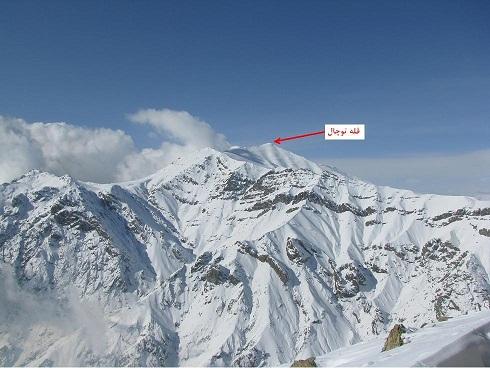پیمایش قله کلکچال به توچال با حمیدمنوچهری