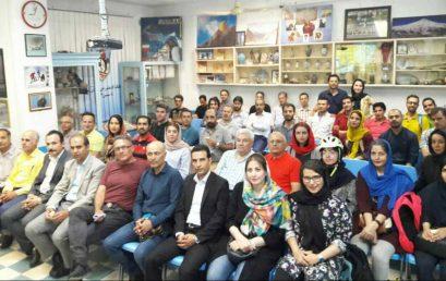 گزارش جلسه دوشنبه ۲۰ خرداد ۹۸
