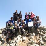 گزارش برنامه کوهپیمایی و صعود قله آتشکوه