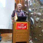 نشست روز سه شنبه باشگاه اسپیلت – گزارش صعود به اورست توسط آقای مهرداد شهلایی