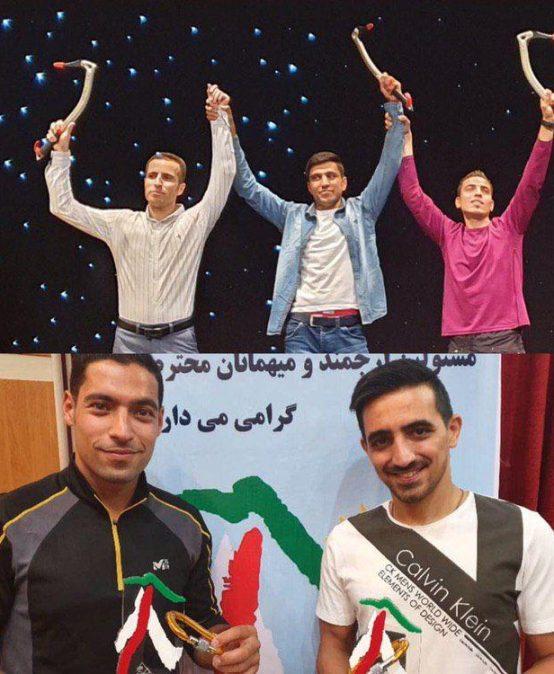 جشنواره صعودهای برتر با شکوه برگزار شد