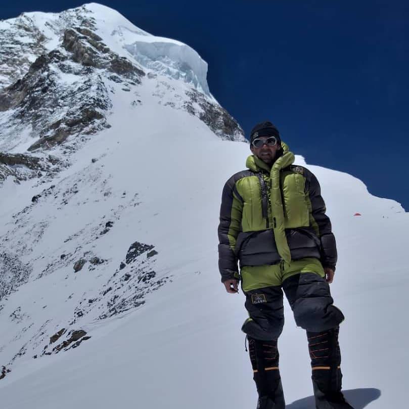 گزارش پیمایش قله K2 در نشست شهریورماه انجمن کوهنوردان ایران
