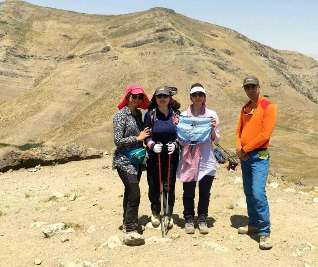 گزارش صعود قله کلکچال