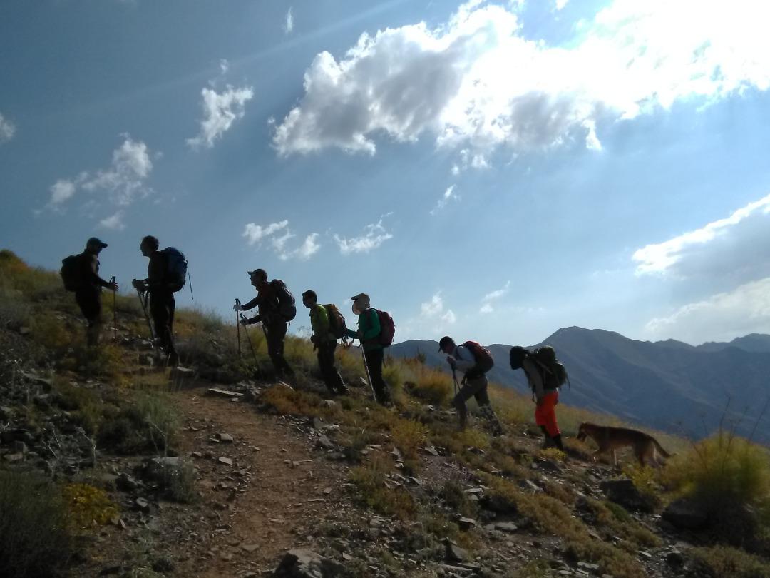 آموزش رایگان کوه پیمایی ۲۱ آذر