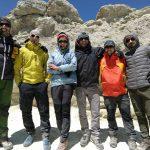 صعود یک روزه به قله دماوند