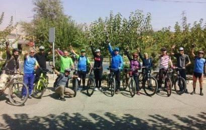 کارآموزی دوچرخه کوهستان برگزار شد