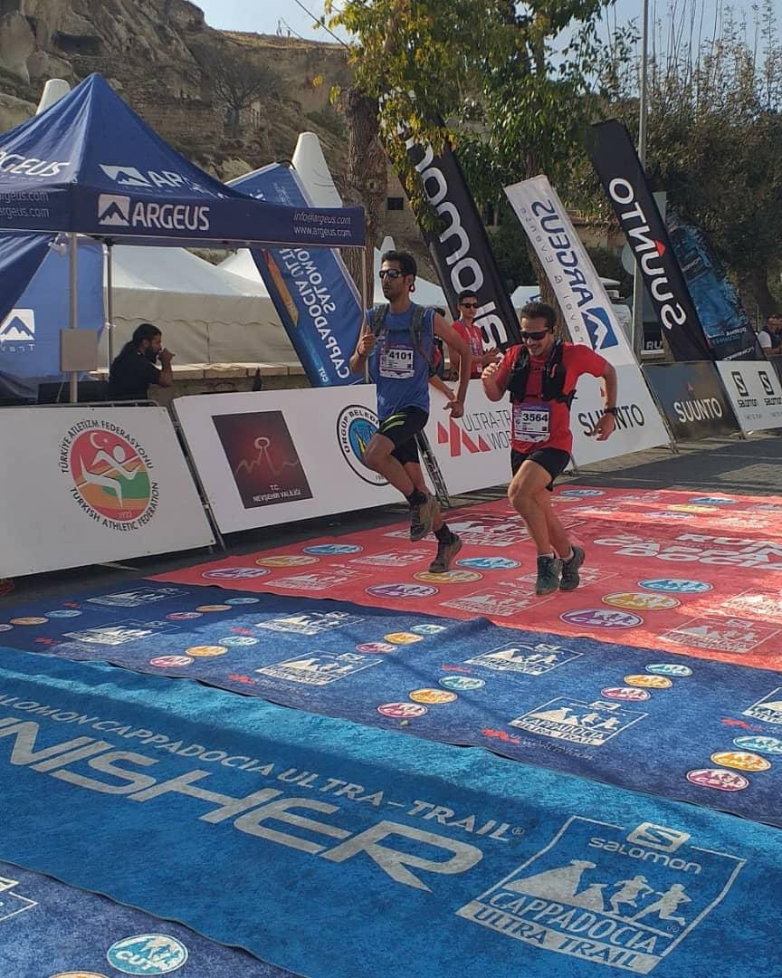 شادباش پیروزی ها وتلاش ارزنده همنوردان در کاپادوکیا
