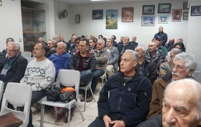 برگزاری نشست پیشکسوتان و مربیان استان تهران