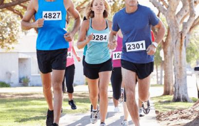 کاهش بار تمرینی قبل از مسابقه استقامتی ( tapering )