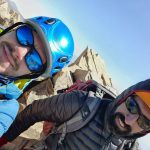 صعود به قله علمکوه از مسیر گرده آلمانها