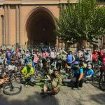 رکاب زنی در بافت تاریخی قلب تهران به سرپرستی امیررضاصدیقیان