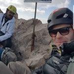 گزارشی ازپیمایش گرده شرقی آزادکوه در رشته کوه البرز
