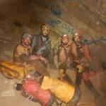 گزارش پیمایش غار پراو